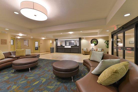 Casper, WY: Hotel Lobby