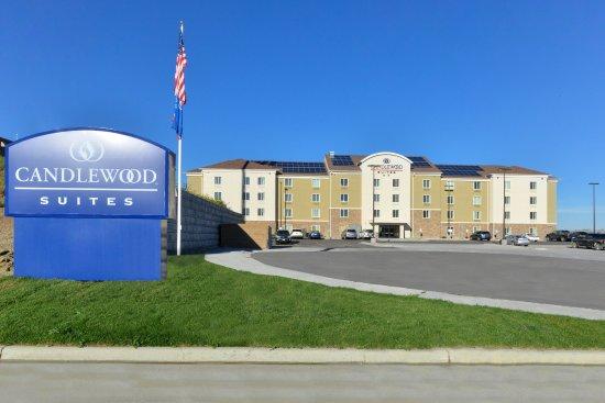 Casper, WY: Hotel Exterior