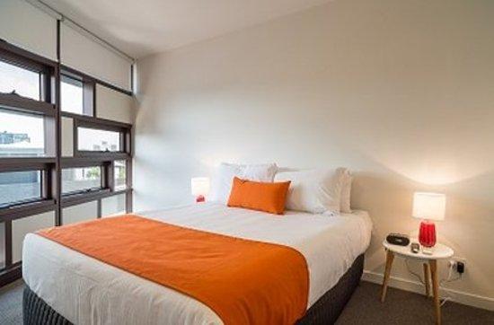 Prahran, Australia: Guest Room