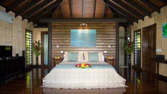 Emaho Sekawa Resort: Villa Totoka - Bedroom