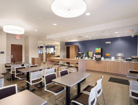 Ridley Park, PA: Breakfast Area