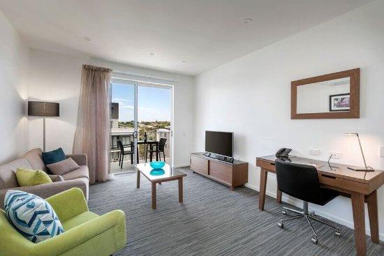 Chermside, Australia: Living Room