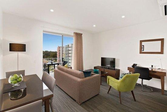 Chermside, Australia: Lounge