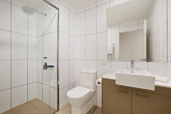 Chermside, Australië: Bathroom
