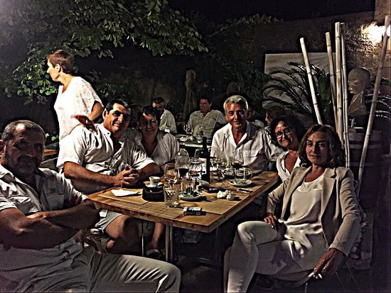 Petra, Spain: Bonito restaurante!!