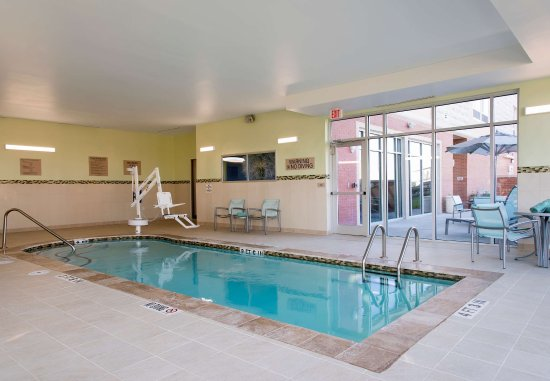 Sugar Land, TX: Indoor Pool