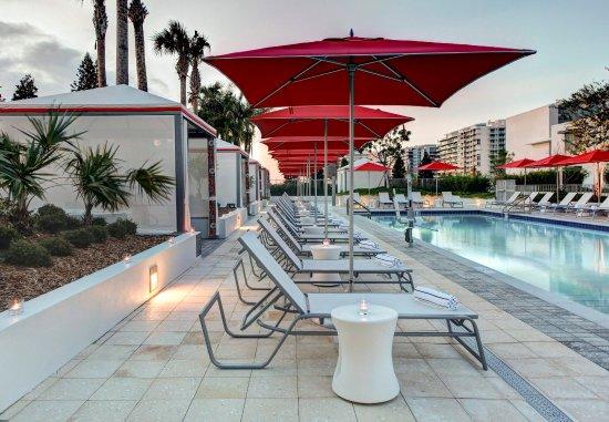Surfside, FL: Outdoor Pool - Patio