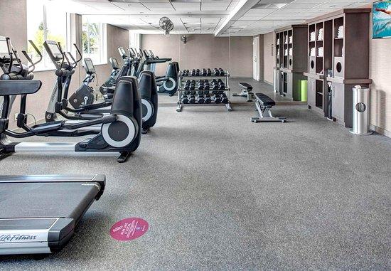Surfside, FL: Fitness center