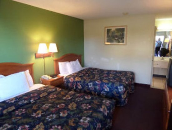 Ashburn, Τζόρτζια: Two Double Bed Room