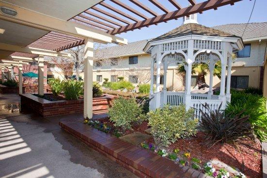 Modesto, كاليفورنيا: Courtyard