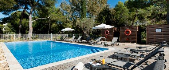 Vitrolles, Frankrijk: Pool