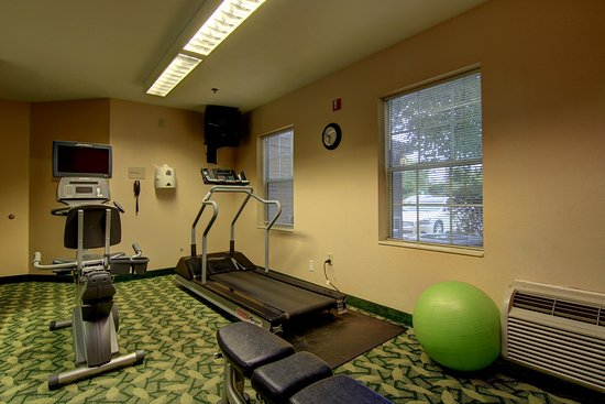 Home Towne Suites - Montgomery : Health club