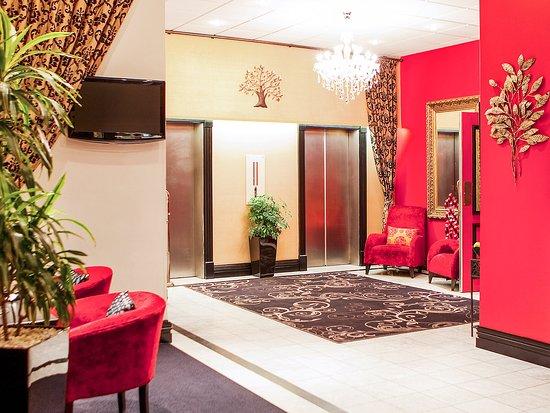 Mercure Wellington Abel Tasman Hotel: Exterior