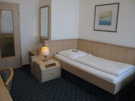 Single hotel borkum