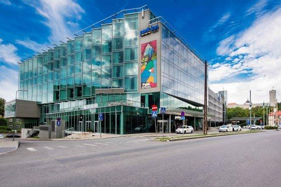 Park Inn by Radisson Meriton Conference & Spa Hotel Tallinn: TLLPMExterior