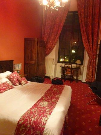 โบเจนซี, ฝรั่งเศส: Notre chambre au 1° étage
