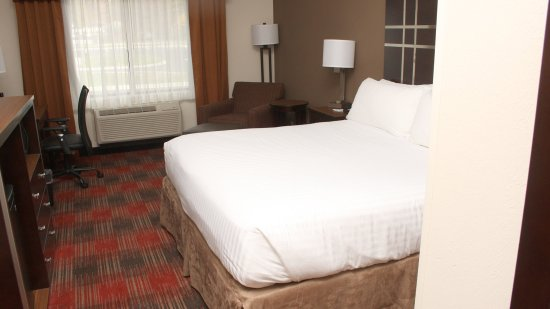 LaVale, MD: King Bed Guest Room