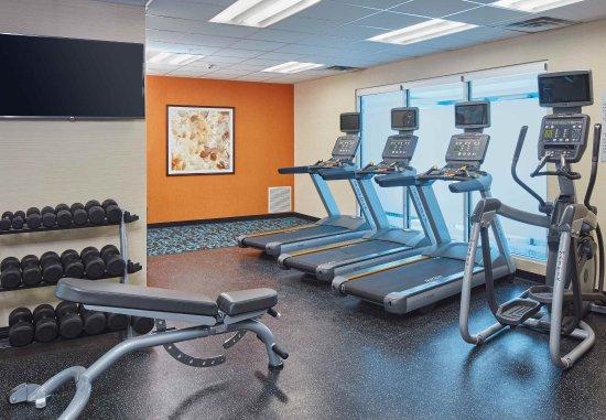 Rawlins, WY: Fitness Center