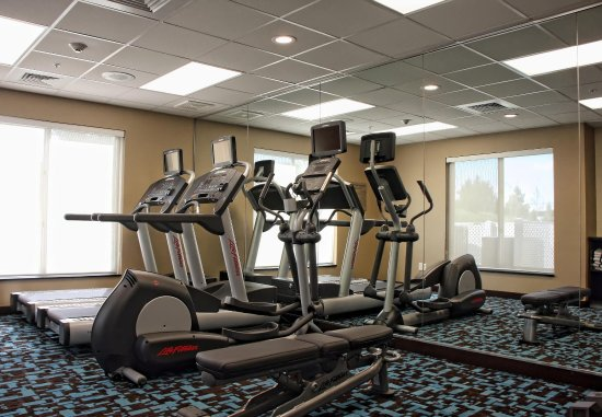 Reading, PA: Fitness Center