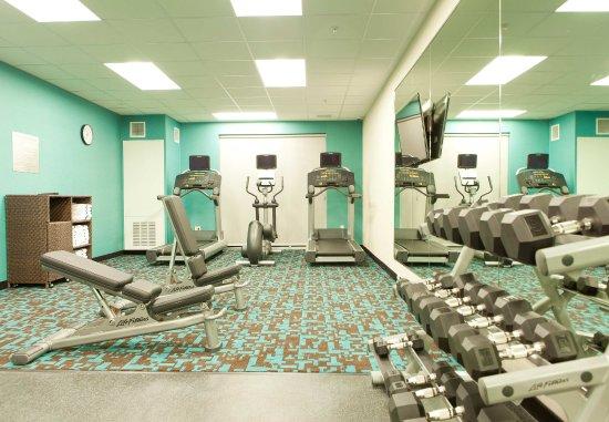 Lethbridge, Canada: Fitness Center