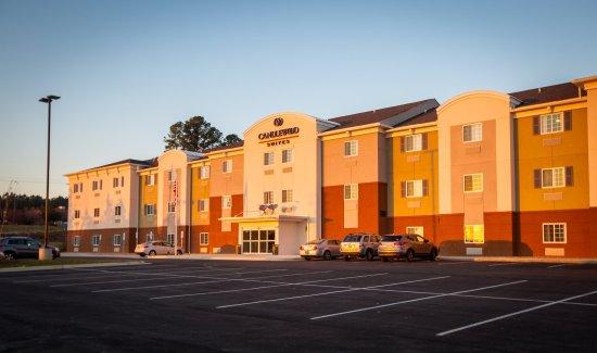 Оберн, Алабама: Welcome to Candlewood Suites Auburn