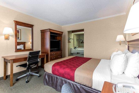 Kernersville, Carolina del Norte: Guest Room