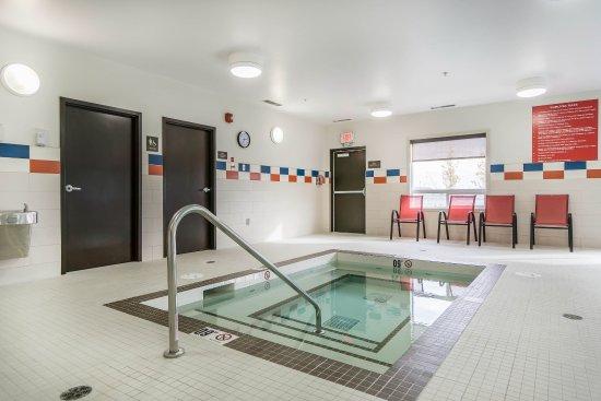 Nisku, Canadá: Pool