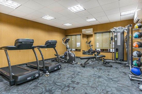 Nisku, Canadá: Fitness Center