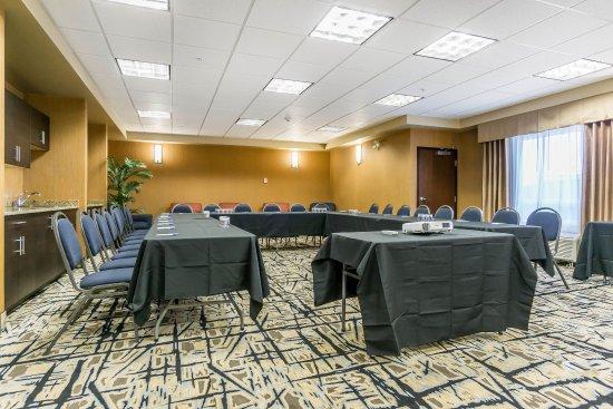 Nisku, Canadá: Meeting Room