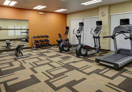 Carrollton, GA: Fitness Center
