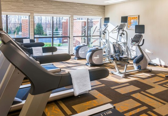 Largo, MD: Fitness Center