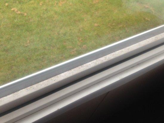 Heysham, UK: Bedroom window