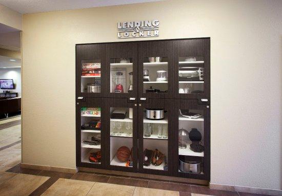 Ιντιπέντενς, Μιζούρι: Lending Locker