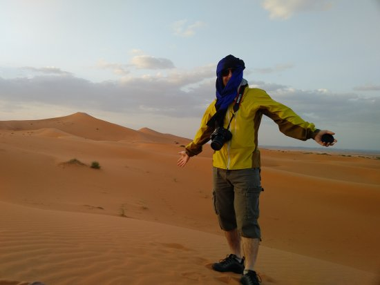 Hassilabied, Morocco: Amazing trip to Kam Kam Dunes
