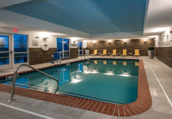 Enterprise, AL: Indoor Pool