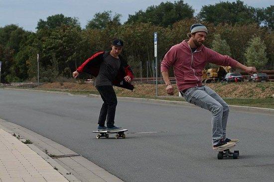 Saltwater Shop: Longboarding & Skateboarding