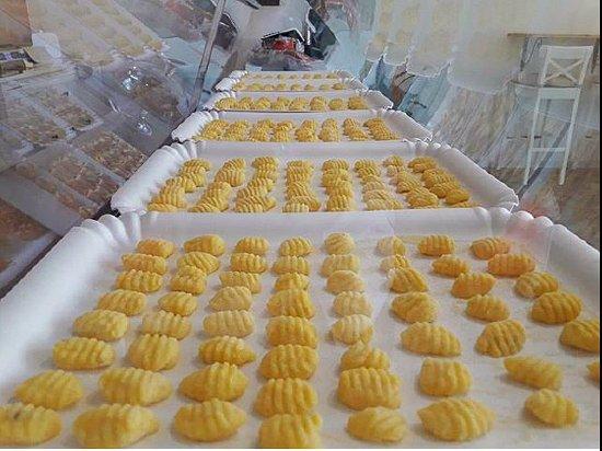Formigine, Italia: Gnocchetti di patate freschissimi