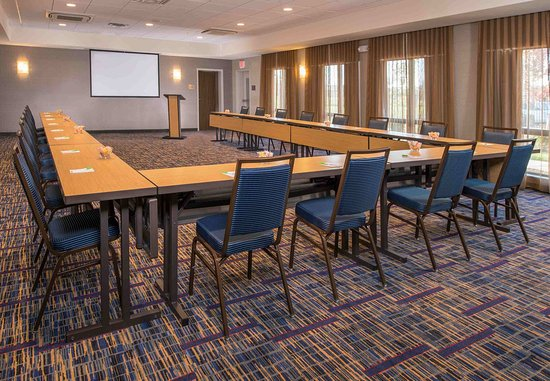 Shippensburg, Пенсильвания: Brigantine Meeting Room - U-Shape Setup