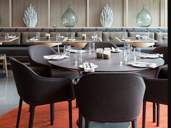 Sandnes, Norge: Restaurant