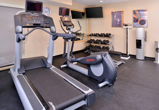 Novi, MI: Fitness Center