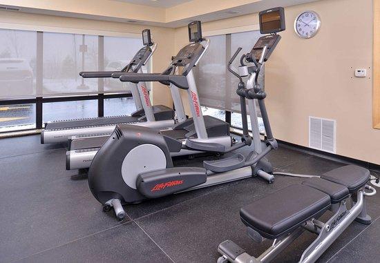 Novi, MI: Fitness Center - Cardio Equipment