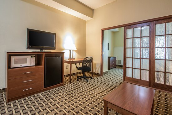 East Troy, WI: Guest room