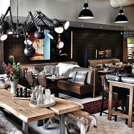 Hammerfest, Noruega: Restaurant