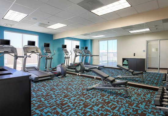Pleasanton, TX: Fitness Center