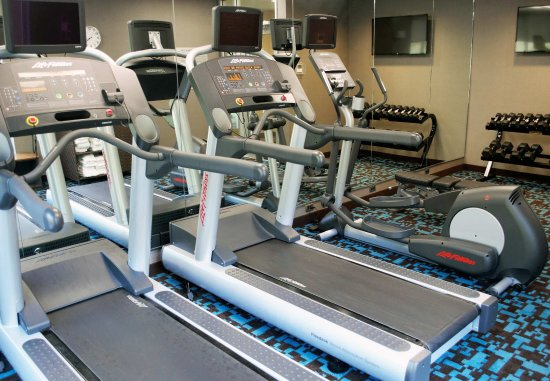 Stroudsburg, Pensylwania: Fitness Center