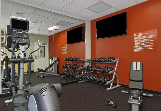 Harvey, LA: Fitness Center