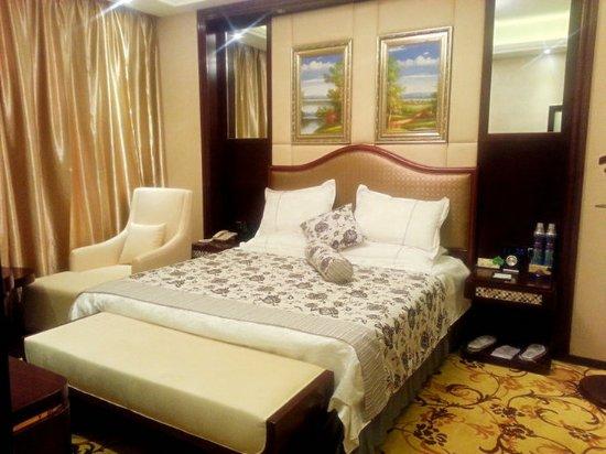 Golmud, China: Room