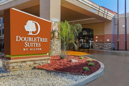 Rancho Cordova, Калифорния: Hotel exterior