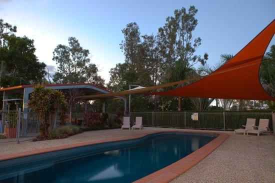 Biloela, ออสเตรเลีย: Pool