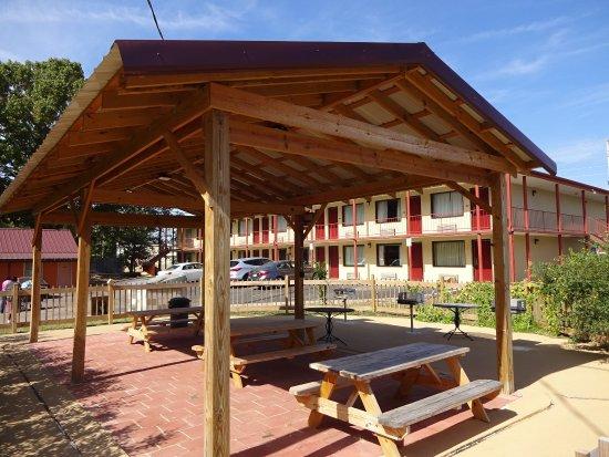 Starkville, Миссисипи: Picnic Area